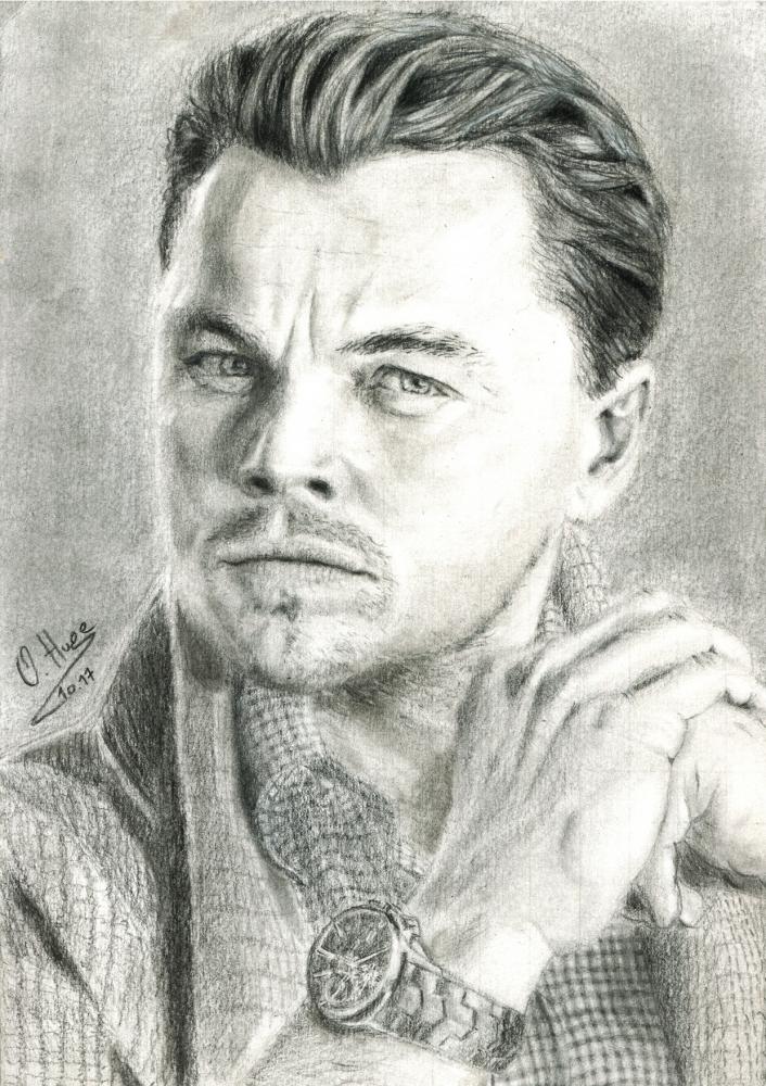 Leonardo DiCaprio par Olibrius